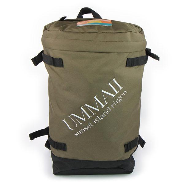 Polyester rucksack